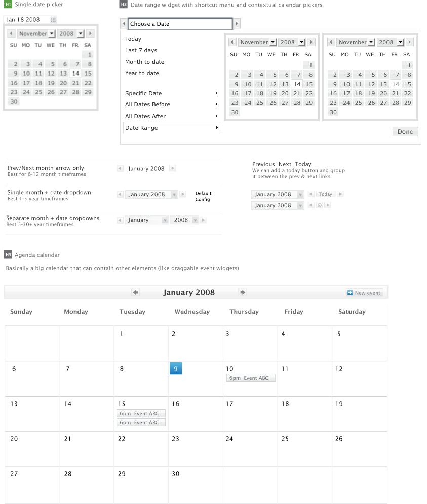 jQuery UI Development & Planning Wiki / DatePickerCalendar