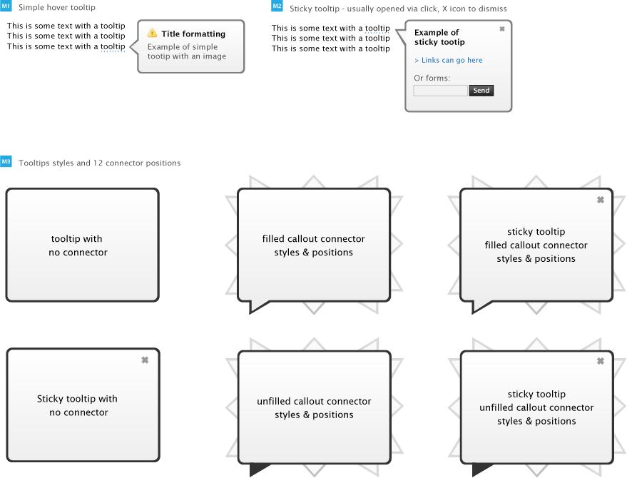 jQuery UI Development & Planning Wiki / Tooltip