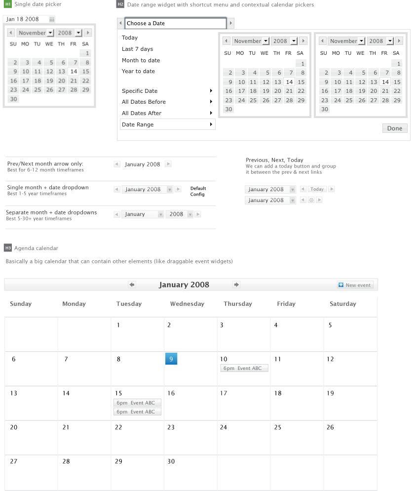 date range definition